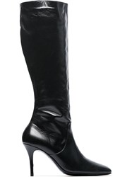 Dorateymur Black Town And Country 90 Leather Boots