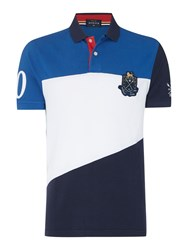 Howick Ocean Club Pique Polo Navy