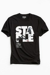 Staple Definition Tee Black