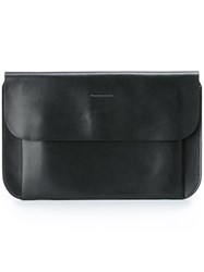 Ally Capellino 'Sophia' Clutch Black
