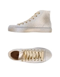 Beverly Hills Polo Club High Tops And Trainers White
