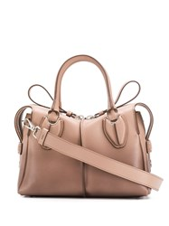 Tod's D Styling Tote Bag Pink