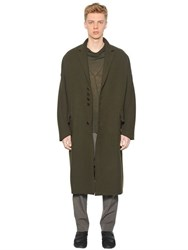 Damir Doma Oversized Wool Cloth Coat