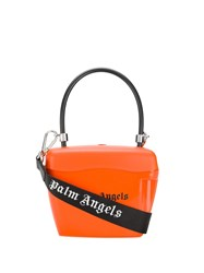 Palm Angels Mini Tote Bag Orange