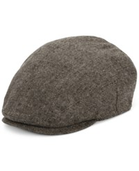 Country Gentlemen Ainsley Ivy Cap Grey Tweed