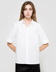Just Female Jerral Shirt In White