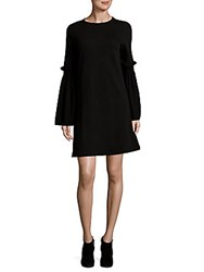 Beach Lunch Lounge Beverly Cotton Dress Black