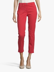 Betty Barclay Slim Fit Jeans Hibiscus Red