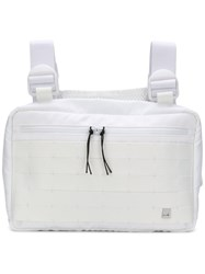 Alyx Chest Rig Backpack White