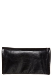 Abro Clutch Schwarz Black