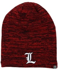 Top Of The World Louisville Cardinals Slouch Knit Hat