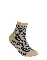 Happy Socks Leopard Ankle