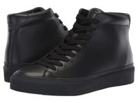 Rag And Bone Rb1 High Top Sneakers Black Lace Up Casual Shoes