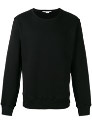 Stella Mccartney Embroidered Bird Sweatshirt Black