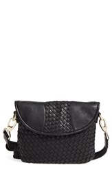 Robert Zur Nola Woven Leather Crossbody