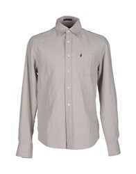 Mcs Marlboro Classics Shirts Shirts Men Light Grey