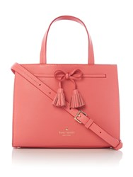 Kate Spade New York Small Isobel Tote Bag Coral