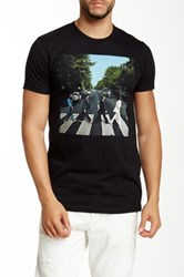 Bravado The Beatles Abbey Road Graphic Tee Multi