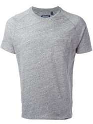Woolrich Plain T Shirt Grey