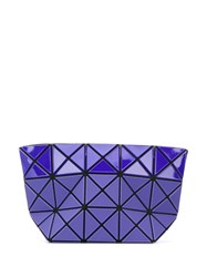 Issey Miyake Bao Bao Prism Make Up Bag Purple