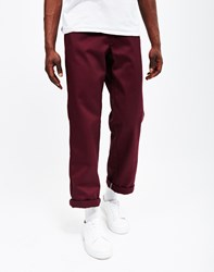 Dickies Original 874 Workpant Maroon Burgundy