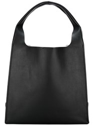 Maison Martin Margiela Structured Tote Bag Black