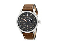 Citizen Aw1361 10H Eco Drive Avion Silver Tone Stainless Steel Dress Watches Bronze