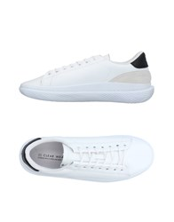 Clear Weather Sneakers White