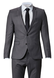 Selected Homme Mylo Logan Suit Grey Dark Gray