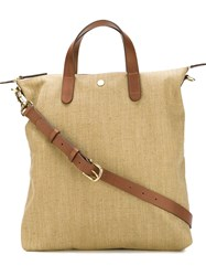 Mismo 'M S Shopper' Tote Nude And Neutrals