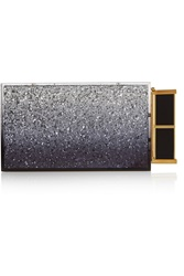 Tom Ford Lipstick Glitter Finished Plexiglas Clutch