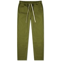 Battenwear Active Lazy Pant Green