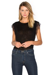 Generation Love Arabella Lace Tank Black