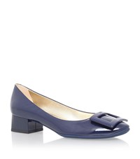 Roger Vivier Belle De Nuit Pumps 35 Female Navy