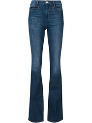 Mih Jeans Flared Jeans Blue