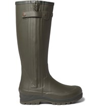 Musto Shooting Brampton Rubber Wellington Boots Green