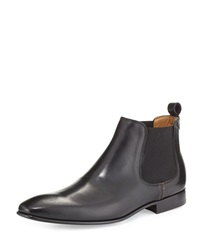 Paul Smith Leather Chelsea Boot Black