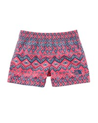 The North Face Hike Water Ikat Print Shorts Size 2 4T Pink