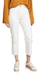 Evidnt Essen Relaxed Wide Leg Pants White