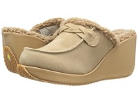 Volatile Marvelous Natural Women's Slip On Shoes Beige