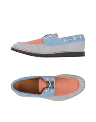 Marc Jacobs Footwear Moccasins Men Light Grey