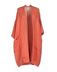 Ottod'ame Overcoats Coral