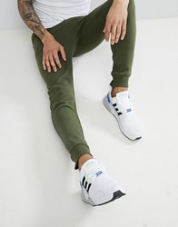 Another Influence Basic Slim Fit Joggers Green