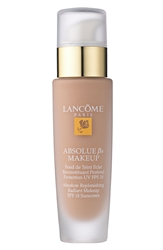 Lancome Absolute Replenishing Radiant Makeup Spf 18 Sunscreen
