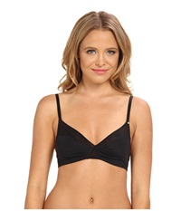 Bcbgeneration Cara The Best Friend Bralette Bc14f306 Black Women's Bra