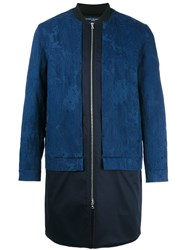 Natural Selection Type4 Bomber Coat Blue