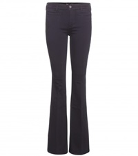 Mih Jeans The Marrakesh Flared Jeans Blue