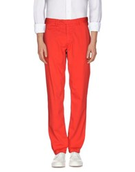 U.S. Polo Assn. U.S.Polo Assn. Trousers Casual Trousers Men Red