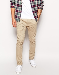 Dr. Denim Dr Denim Chinos Heywood Skinny Fit Khaki Green