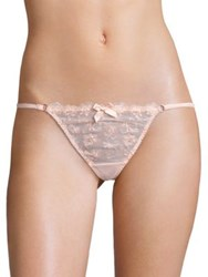 Agent Provocateur Camilla Thong Panty Nude